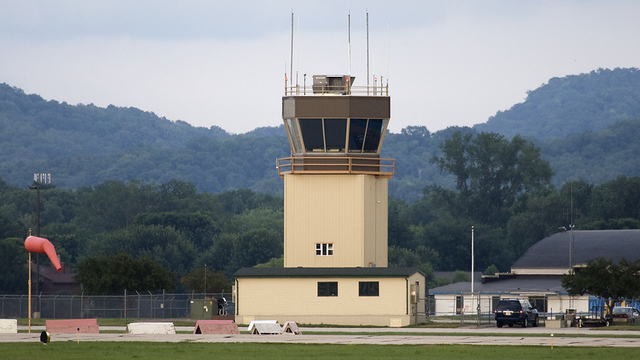 A view from La Crosse Regional Airport