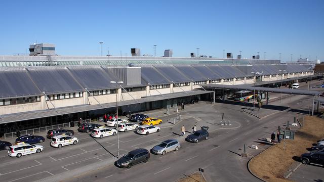 A view from Gothenburg Landvetter Airport