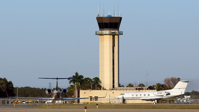 A view from Southwest Florida International Airport