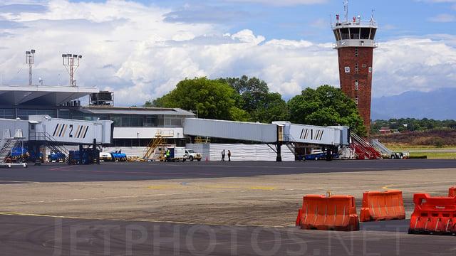 A view from Cucuta Camilo Daza International Airport
