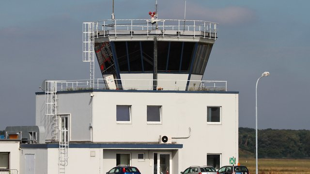 A view from Weeze Airport