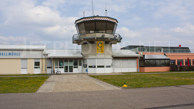 A view from Straubing Wallmuehle Airport