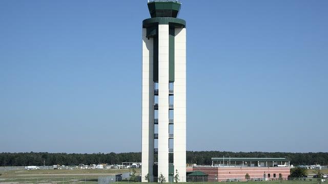 A view from Savannah Hilton Head International Airport