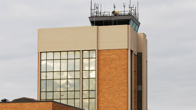 A view from Akron Canton Airport