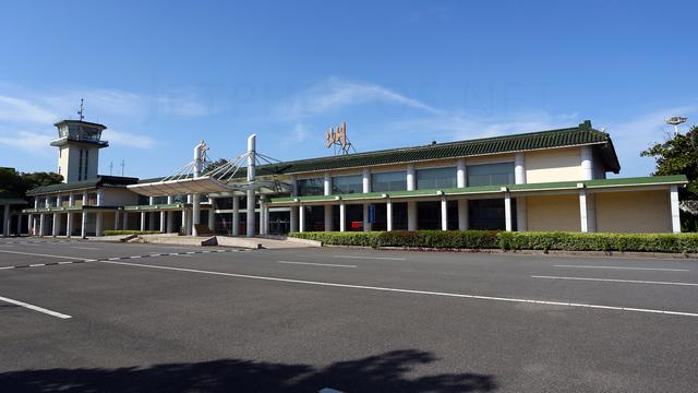 A view from Changzhou Benniu Airport