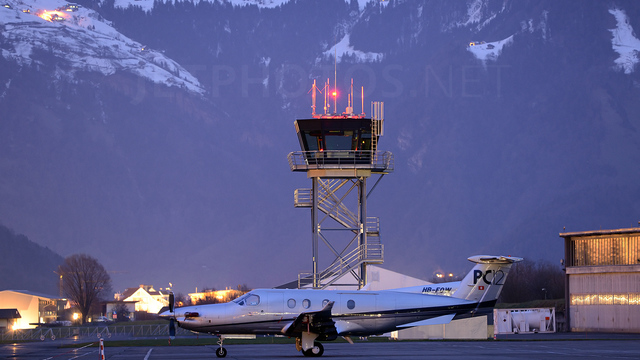 A view from Buochs Airport