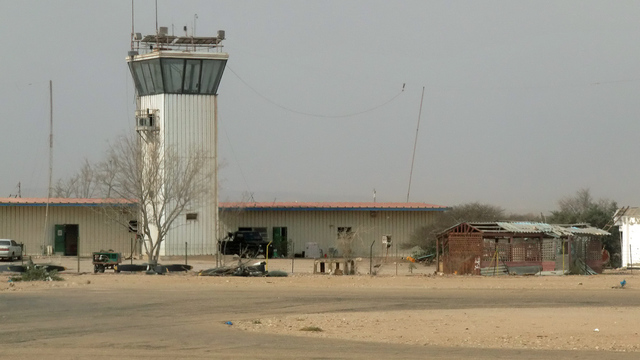 A view from Berbera Airport