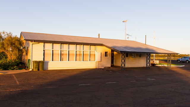 A view from Charleville Airport