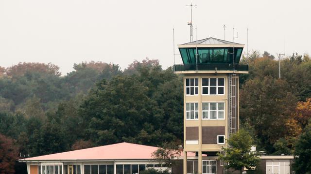 A view from Bergen op Zoom Woensdrecht Air Base Airport