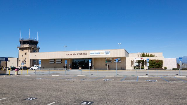A view from Oxnard Airport