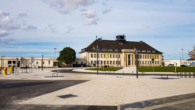 A view from Braunschweig Airport
