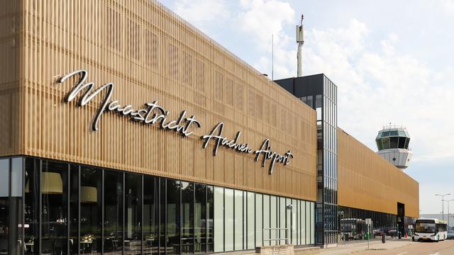 A view from Maastricht Aachen Airport