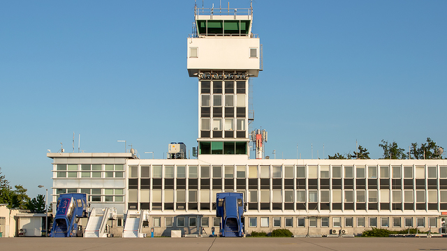 A view from Zagreb Franjo Tudman Airport