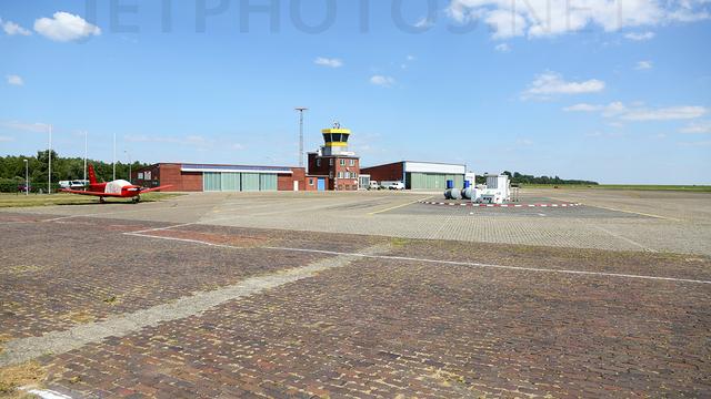 A view from Wilhelmshaven JadeWeser Airport