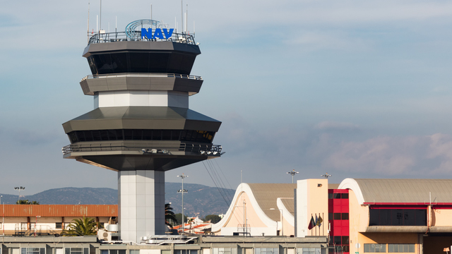 A view from Faro Airport