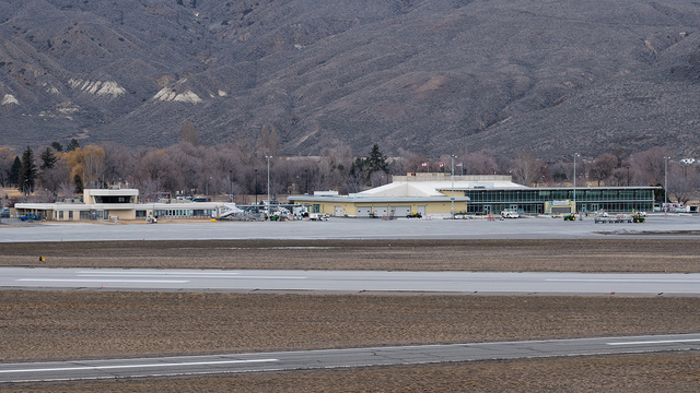 A view from Kamloops Airport