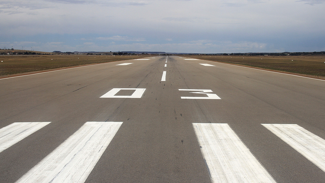 A view from Geraldton Airport