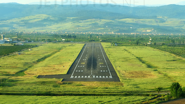 A view from Sari Airport