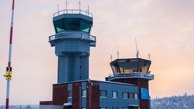 A view from Ivalo Airport
