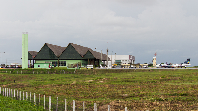 A view from Aracati Airport