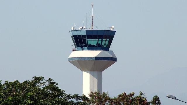 A view from Makassar Sultan Hasanuddin International Airport