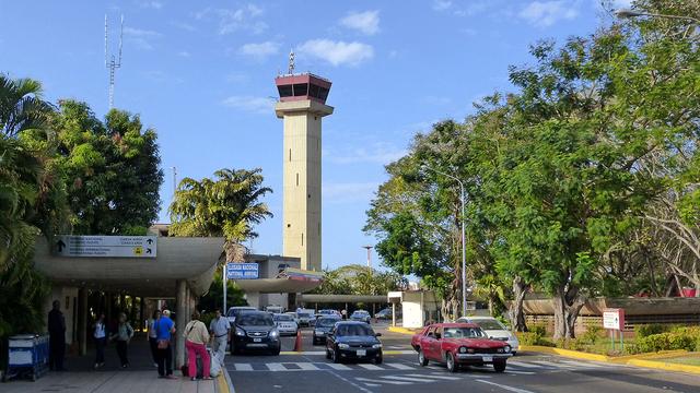A view from Maracaibo La Chinita International Airport