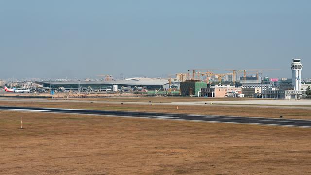 A view from Jieyang Chaoshan International Airport