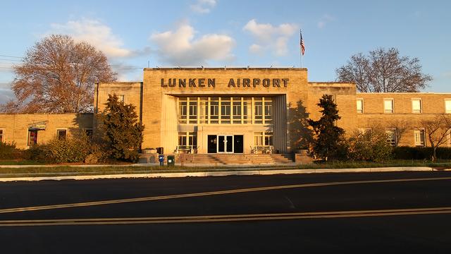 A view from Cincinnati Municipal Lunken Airport