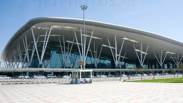 A view from Bengaluru Kempegowda International Airport
