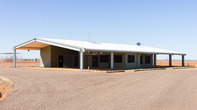 A view from Boulia Airport