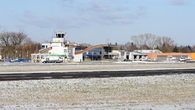 A view from Frankfurt Egelsbach Airport