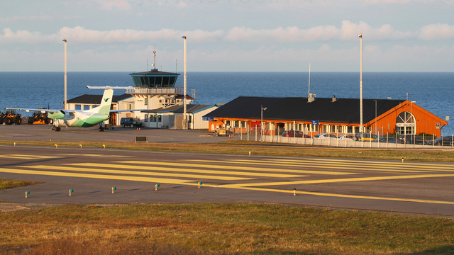 A view from Vadso Airport