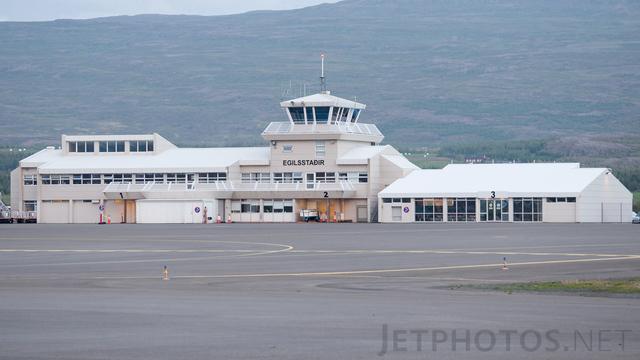 A view from Egilsstadir Airport