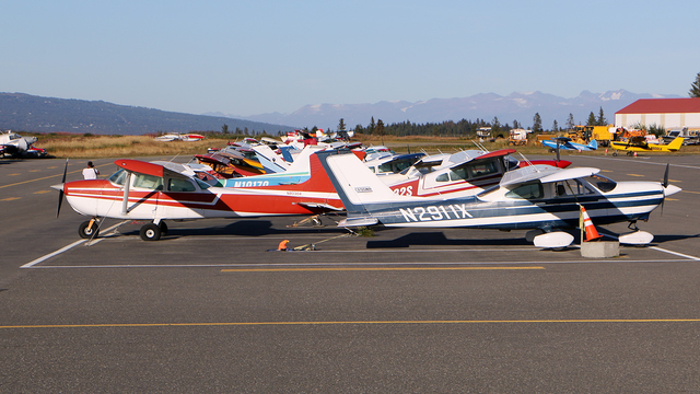 A view from Homer Airport