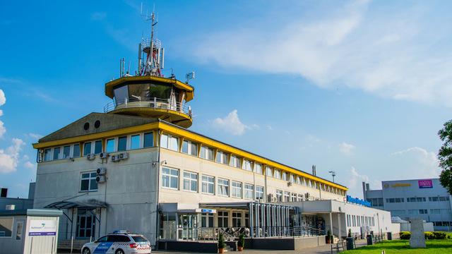 A view from Debrecen International Airport