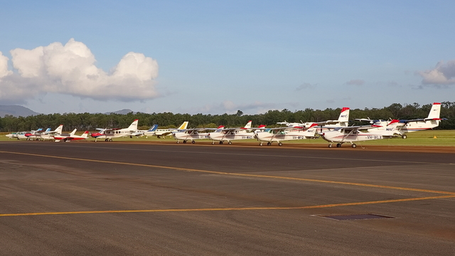 A view from Mareeba Airport
