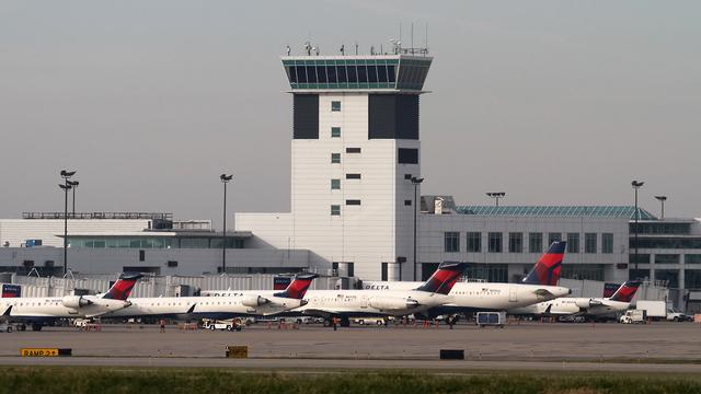 A view from Cincinnati Northern Kentucky International Airport