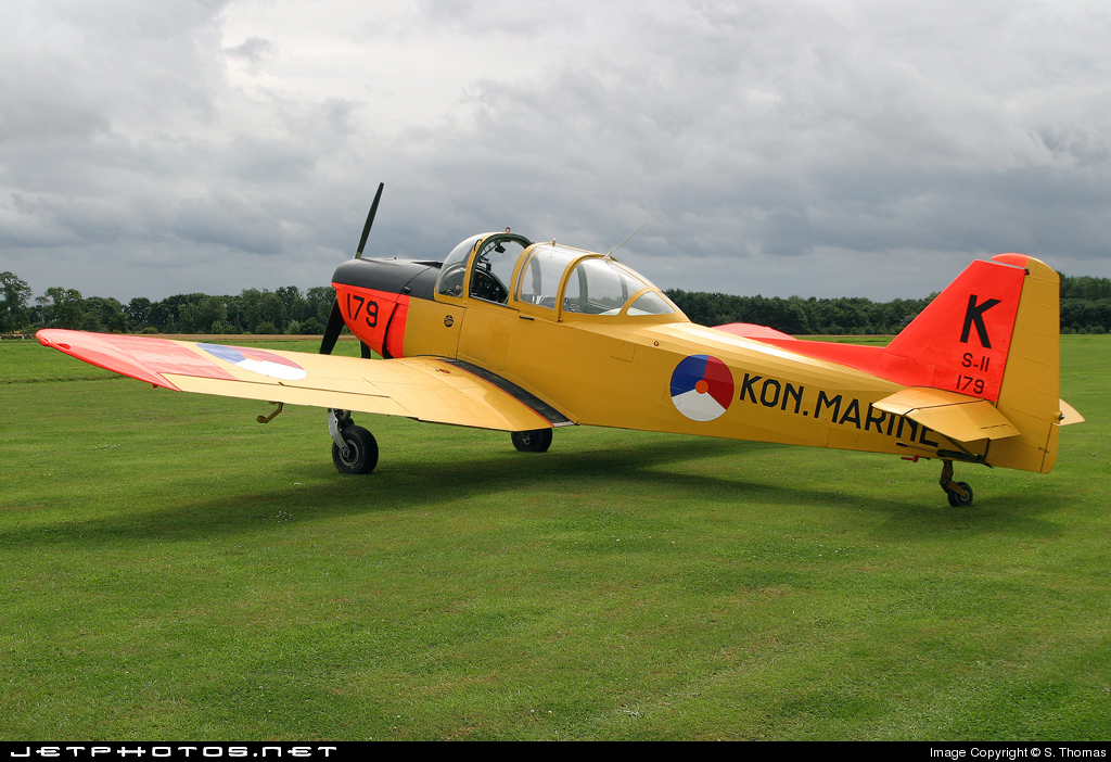 PH-ACG - Fokker S.11-1 Instructor - Private