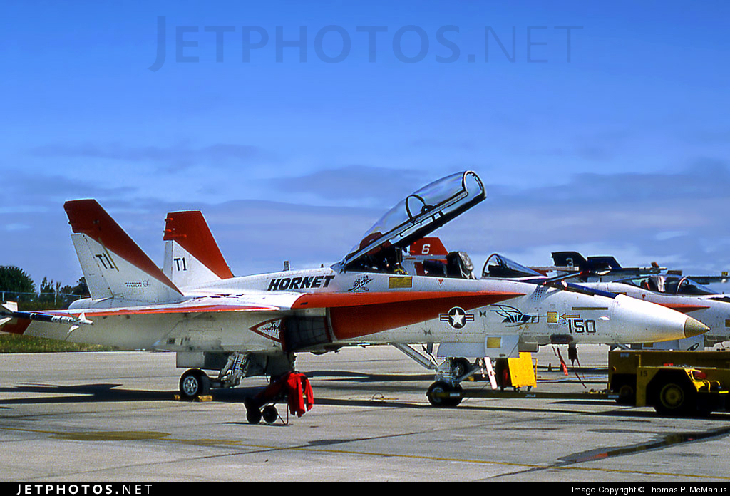 160777 - McDonnell Douglas F/A-18A Hornet - United States - US Navy (USN)