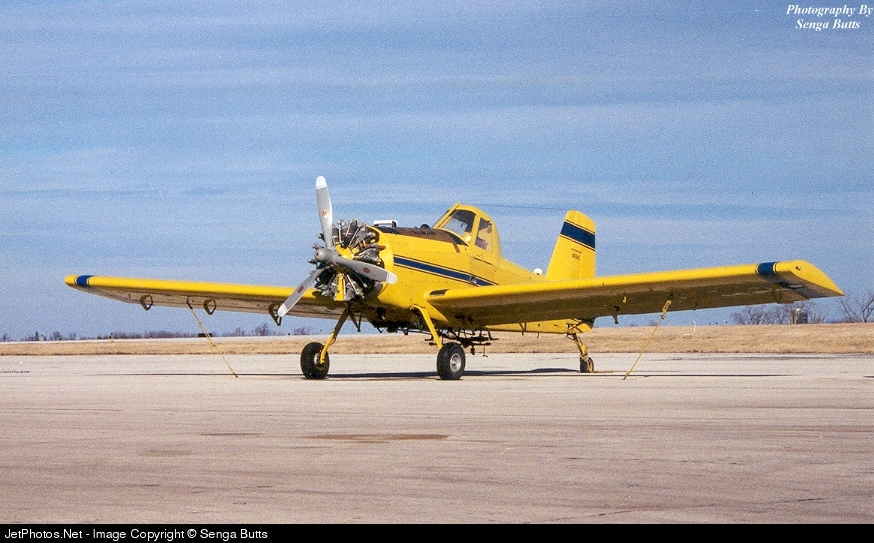 - AT-401B Air Tractor - Private