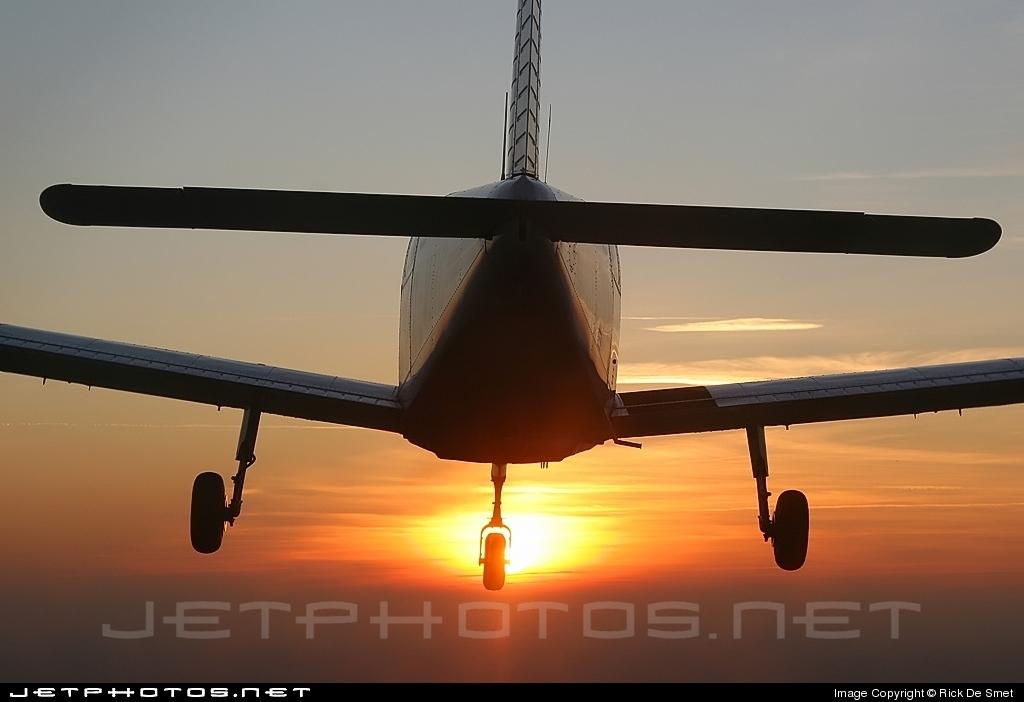 OO-VMC - Piper PA-28-161 Warrior III - Aero Club - Ursel