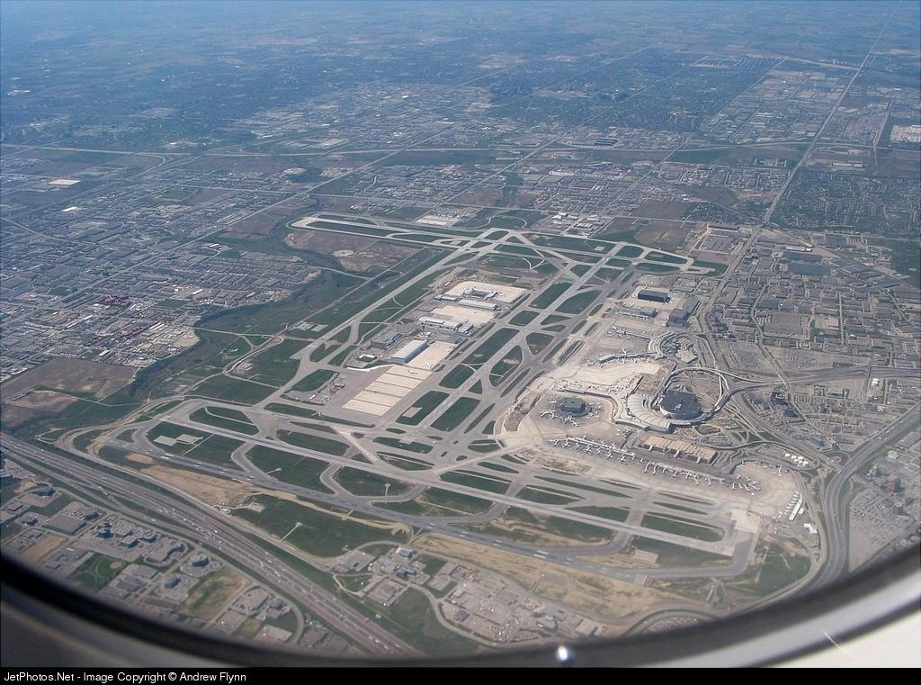 CYYZ - Airport - Airport Overview
