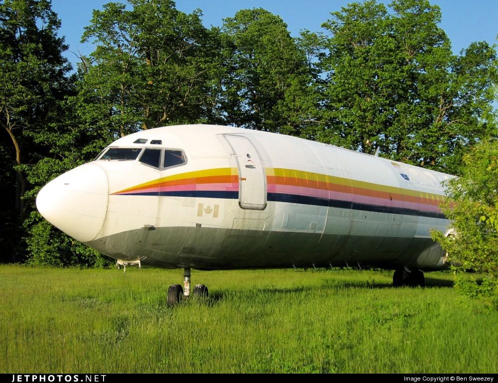 C-FIFA - Boeing 727-225(F) - First Air