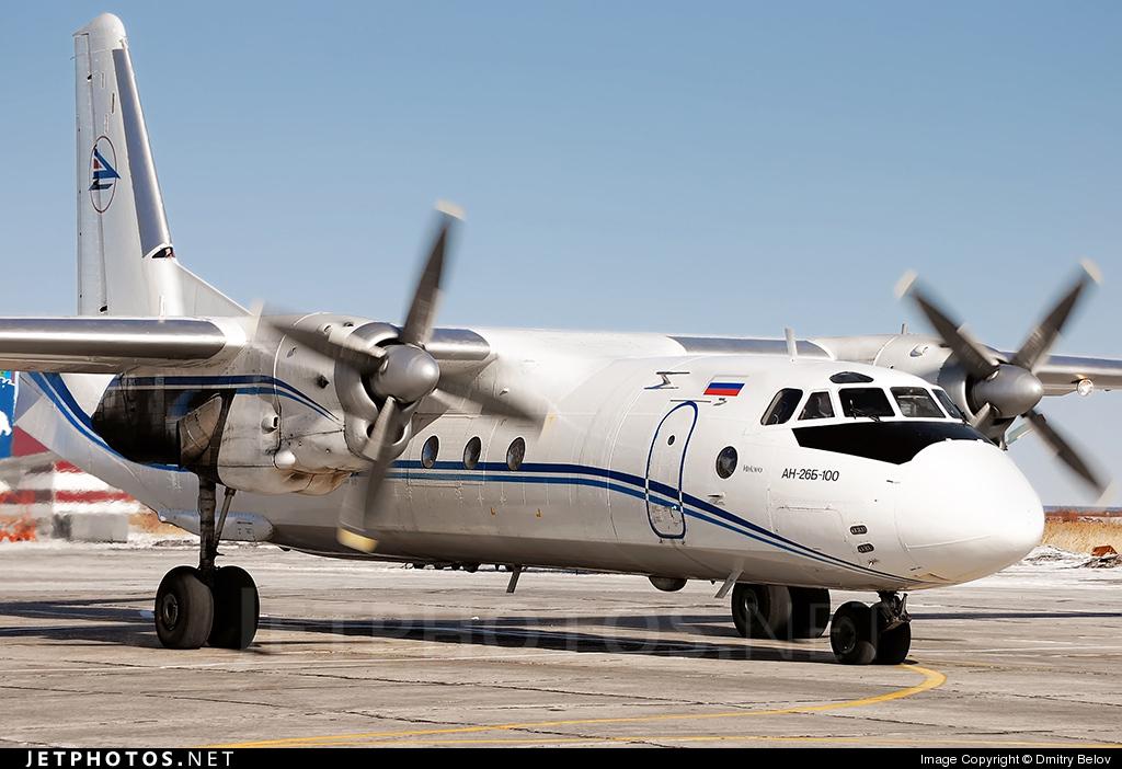 RA-26209 - Antonov An-26B-100 - IrAero