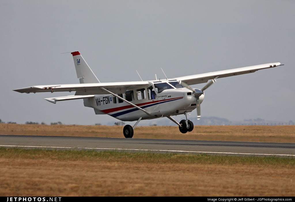 VH-FGN - Gippsland GA-8 Airvan - Mission Aviation Fellowship (MAF)