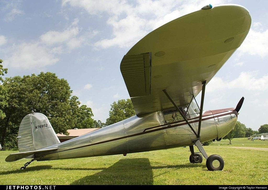 N76952 - Cessna 120 - Private