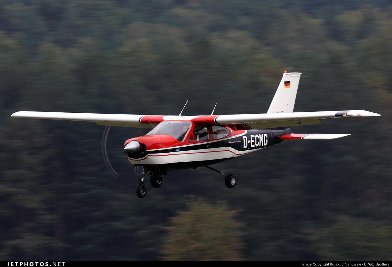D-ECMG - Cessna 177RG Cardinal RG - Private