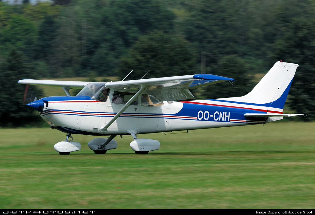 OO-CNH - Reims-Cessna FR172H Reims Rocket - Private