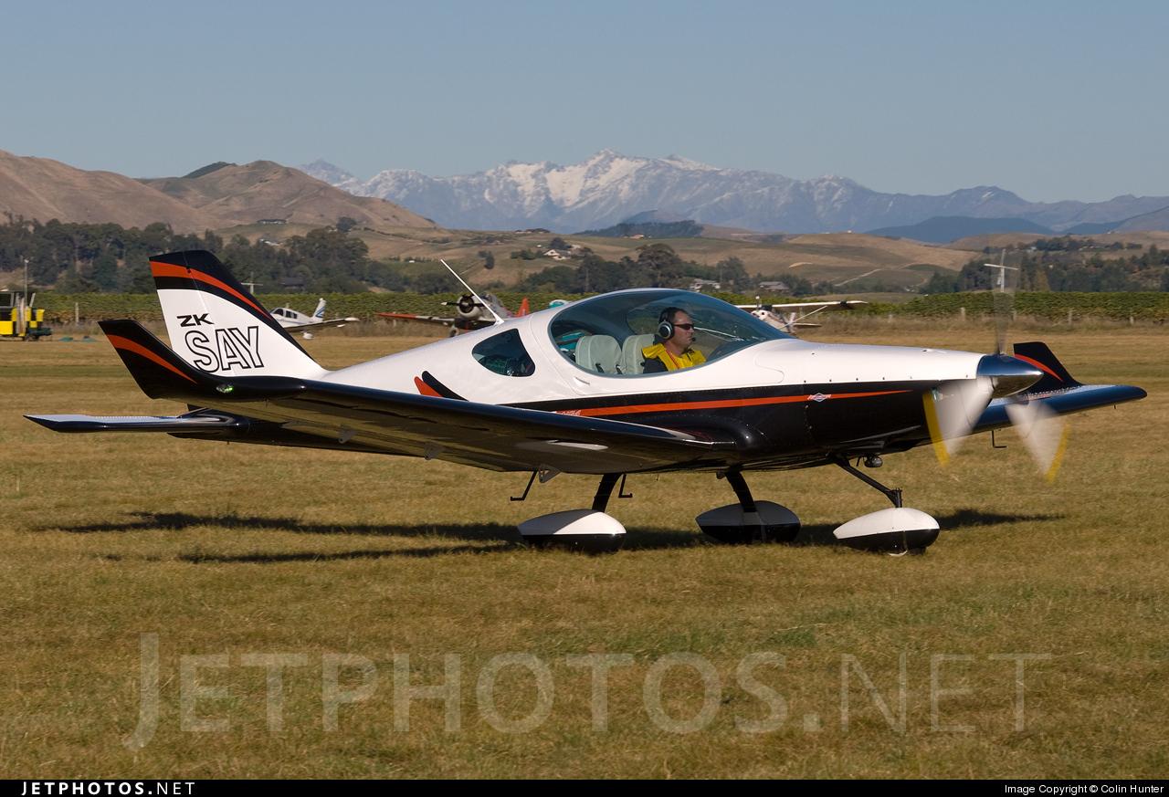 ZK-SAY - Roko Aero NG4 LSA - Private