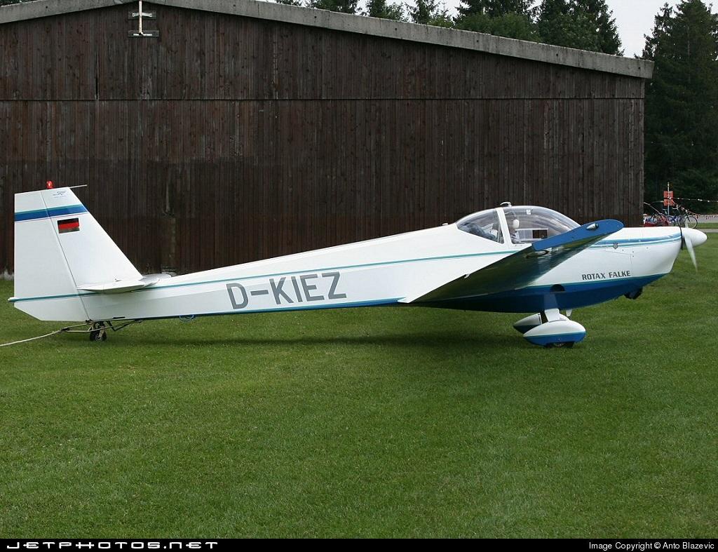 D-KIEZ - Scheibe SF.25C Falke - Private